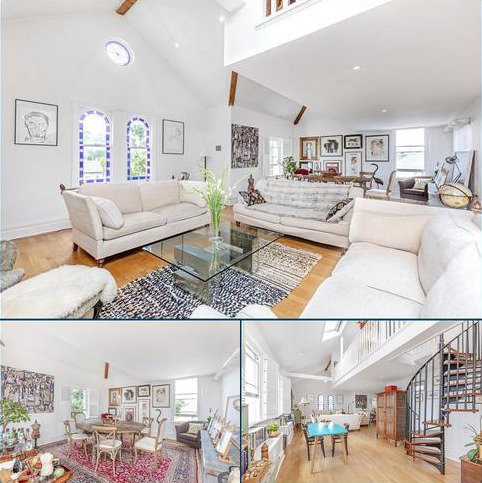 2 bedroom flat for sale - Bolton Road, Chiswick, W4