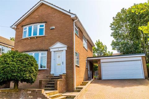 3 bedroom detached house for sale - Hillcrest Mount, Cookirge, LS16