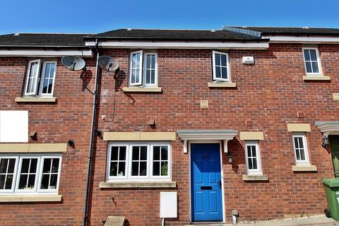 3 bedroom terraced house for sale - Lonydd Glas, Llanharan, Pontyclun, Rhondda, Cynon, Taff. CF72 9FW