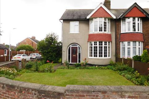 3 bedroom semi-detached house for sale - CLIFF GARDENS, SCUNTHORPE