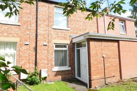 2 bedroom terraced house - LAMBTON STREET, LANGLEY PARK, DURHAM CITY : VILLAGES WEST OF