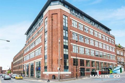 2 bedroom penthouse for sale - Abacus Building, Warwick Street, Digbeth, B12