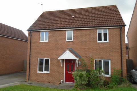 3 bedroom detached house to rent - Newbiggin Place, Leicester LE4