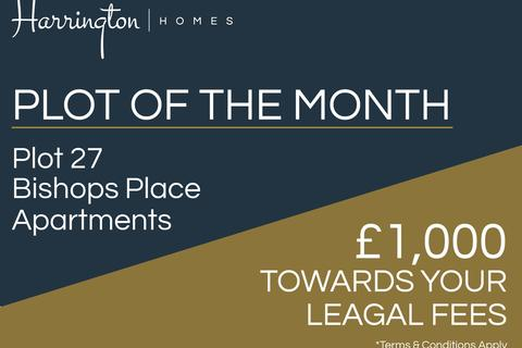 1 bedroom apartment for sale - Plot 27 Bishops Place, Paignton