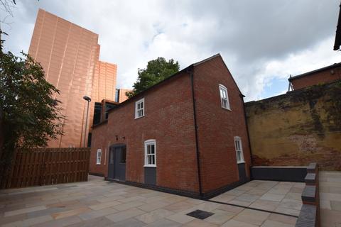 Studio to rent - Friar Gate, Derby DE1 1EX
