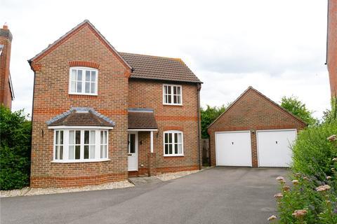 3 bedroom detached house for sale - Naseby Rise, Newbury, Berkshire, RG14