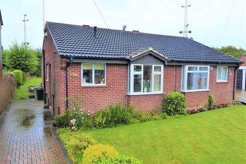 2 bedroom semi-detached bungalow for sale - Bransby Close, Farsley