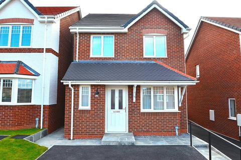 3 bedroom detached house to rent - Wheatley Court, Buckley