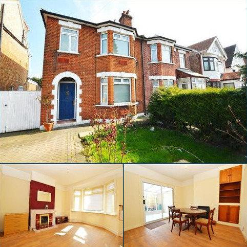 3 bedroom semi-detached house to rent - Hibernia Road, Hounslow