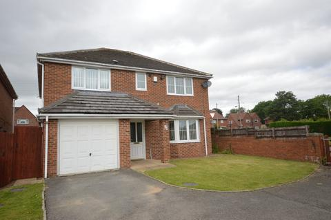 4 bedroom detached house for sale - Clifton Green, Sunnybrow, Willington, Crook