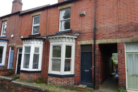 3 bedroom terraced house to rent - 175 Graham Road, Ranmoor, Sheffield, S10 3GP