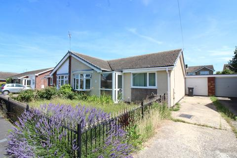 2 bedroom semi-detached bungalow for sale - Lawnswood Drive, Caister-on-sea