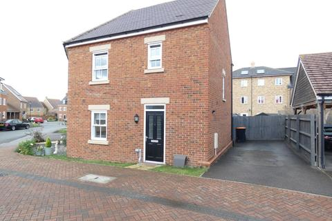 2 bedroom end of terrace house to rent - Lewis Close, Kempston