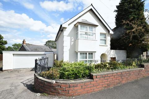 3 bedroom detached house for sale - Sunnybank Road, Pontypool