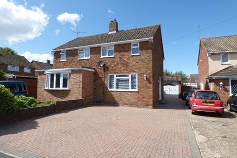 2 bedroom semi-detached house to rent - Newnham Close, Luton, Bedfordshire, LU2 9JN
