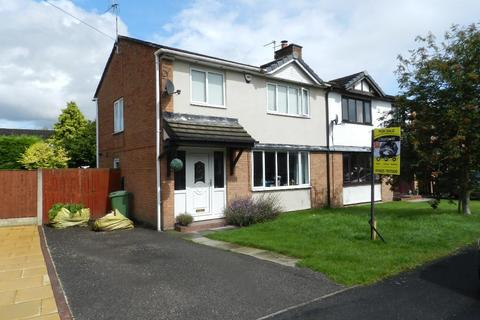 3 bedroom semi-detached house for sale - Howard Road, Culcheth, WA3 5EG