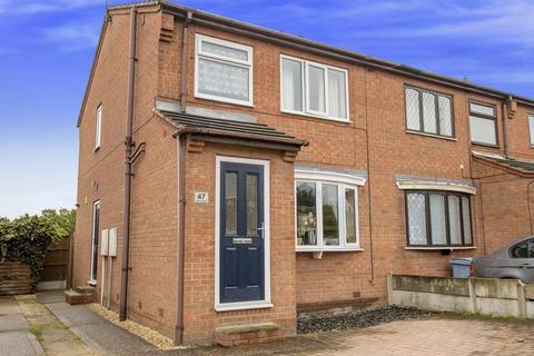 3 bedroom semi-detached house for sale - Darrel Road, Retford