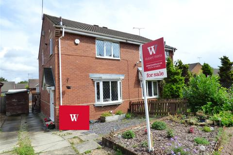 3 bedroom semi-detached house for sale - Hazelcroft, Eccleshill, Bradford, BD2