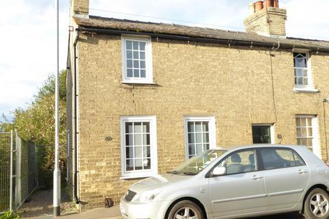 2 bedroom end of terrace house to rent - Station Road, Waterbeach, Cambridge