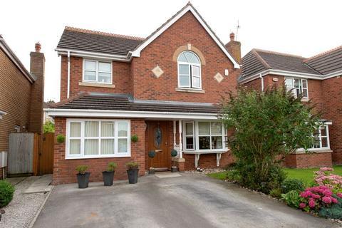 4 bedroom detached house for sale - Carvel Way, Burscough, Ormskirk