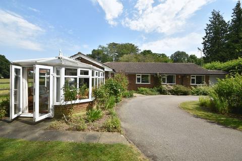 3 bedroom detached bungalow for sale - Shernden Lane, Marsh Green, Edenbridge, Kent