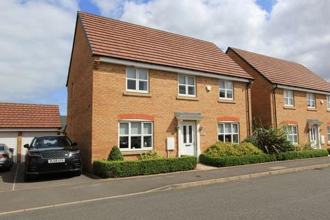 4 bedroom detached house for sale - Lamphouse Way, Wolstanton
