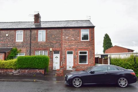 3 bedroom end of terrace house for sale - Huxley Street, Altrincham