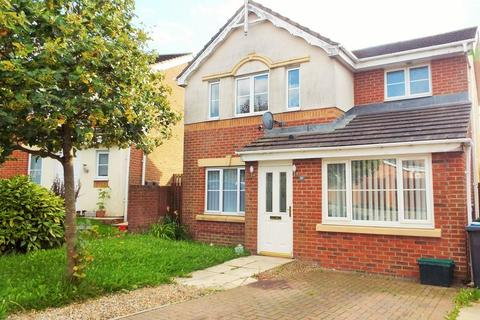 3 bedroom detached house for sale - Fenwick Way, Consett