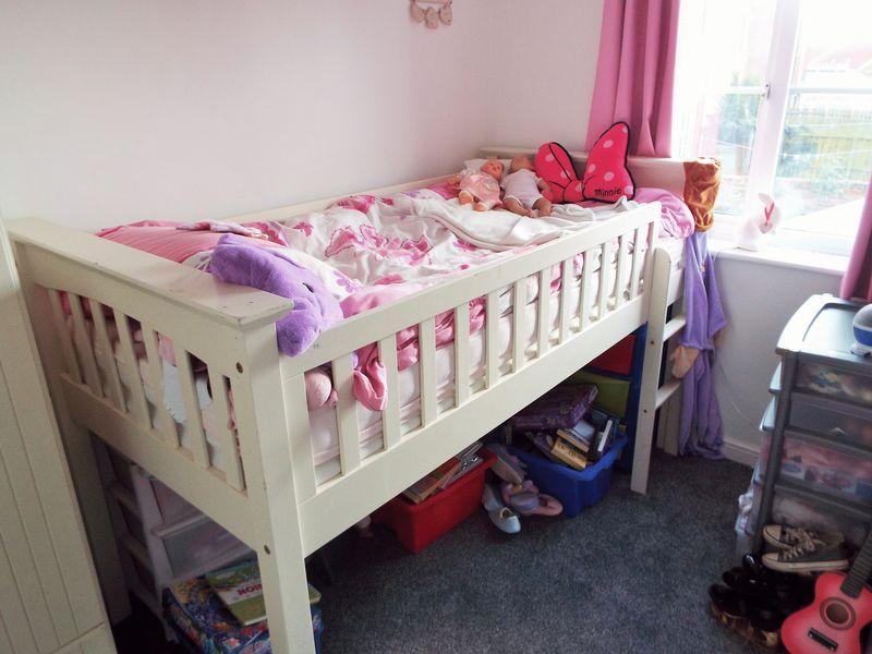Bedroom three...