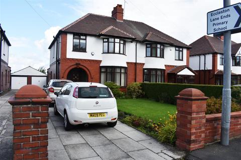 3 bedroom semi-detached house for sale - St. Helens Road, Eccleston Park, Prescot