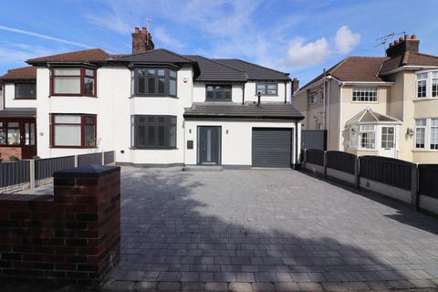 4 bedroom semi-detached house to rent - Queens Drive, Liverpool