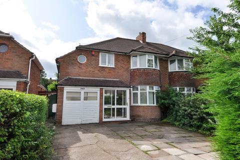 4 bedroom semi-detached house for sale - Rednal Road, Kings Norton, Birmingham, B38