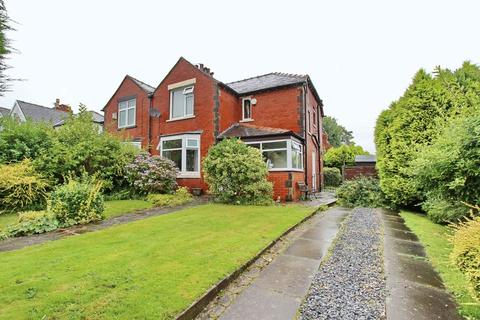 3 bedroom semi-detached house for sale - Bury Old Road, Prestwich, Manchester