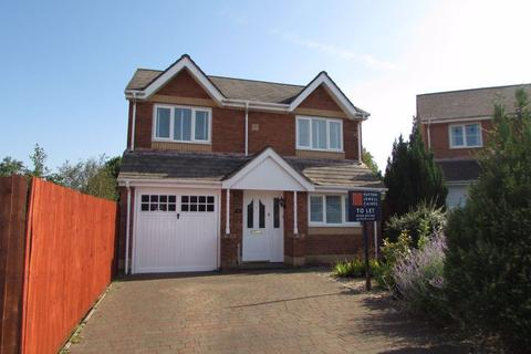 4 bedroom house to rent - Llys Pentre, Broadlands, Bridgend, CF31 5DY