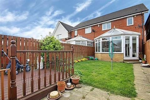 3 bedroom semi-detached house for sale - Wansbeck Mews, South Shields, Tyne And Wear