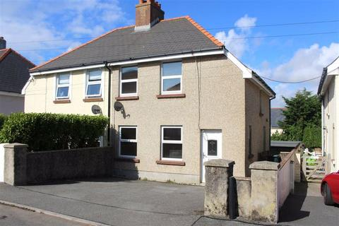 2 bedroom semi-detached house for sale - Nelson Avenue, Hakin, Milford Haven