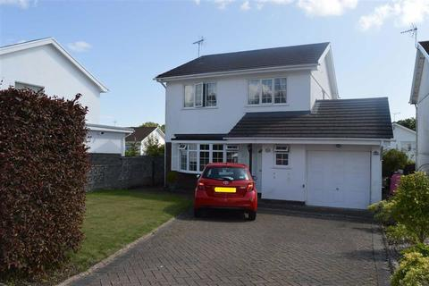 3 bedroom detached house for sale - St Andrews Close, Mayals, Swansea