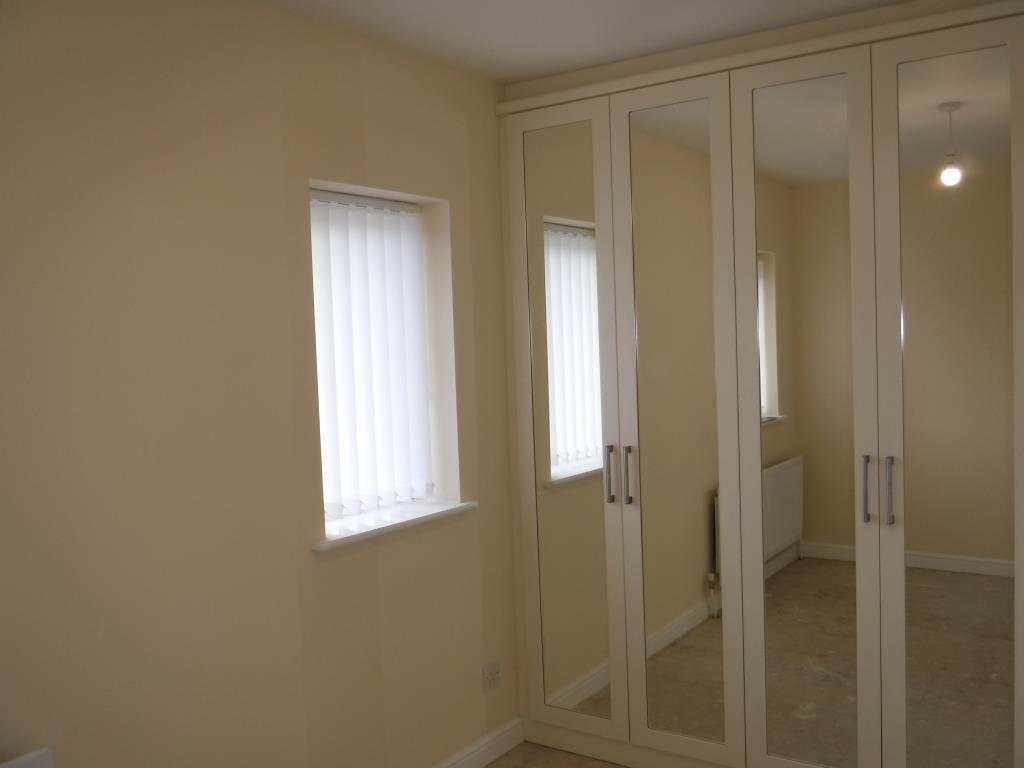 Bedroom one   front: