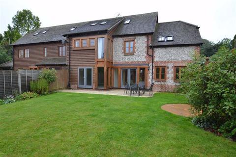 4 bedroom semi-detached house for sale - Beales Farm Road, Lambourn, Berkshire, RG17