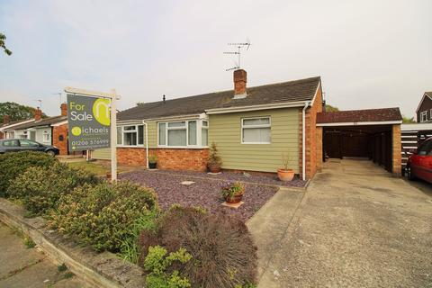 2 bedroom semi-detached bungalow for sale - Brinkley Crescent, Colchester, CO4