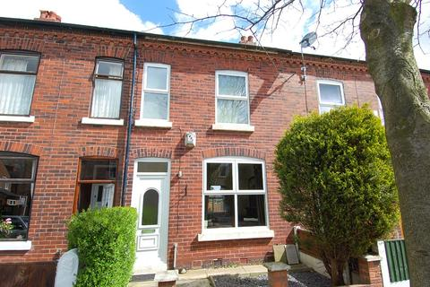 2 bedroom terraced house to rent - Knowsley Avenue, Davyhulme, Manchester, M41