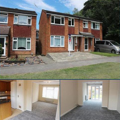 3 bedroom semi-detached house to rent - Foxwarren, Claygate