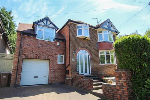 4 bedroom detached house to rent - Private Road, Mapperley, Nottingham