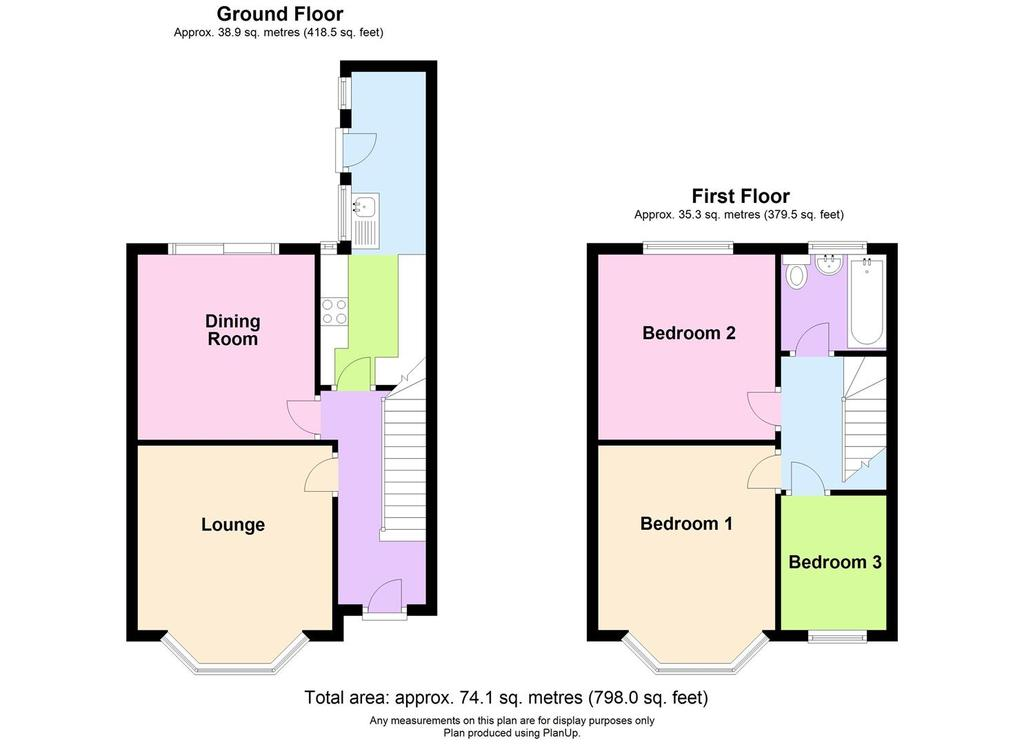 Floorplan: 58 Addison Road