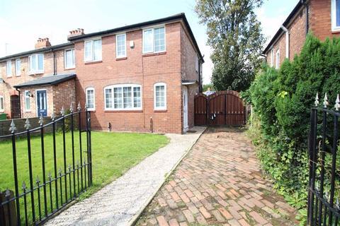 2 bedroom semi-detached house to rent - Houghend Avenue, Chorlton