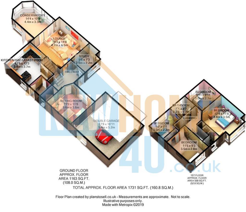 Floorplan 2 of 2: 36 Caerphilley Road FP 1.jpg