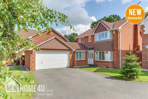4 bedroom detached house for sale - Caerphilly Road, Buckley