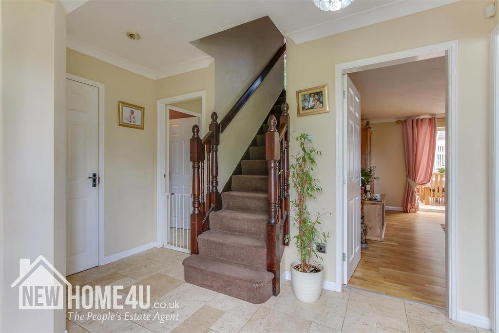 Hallway: