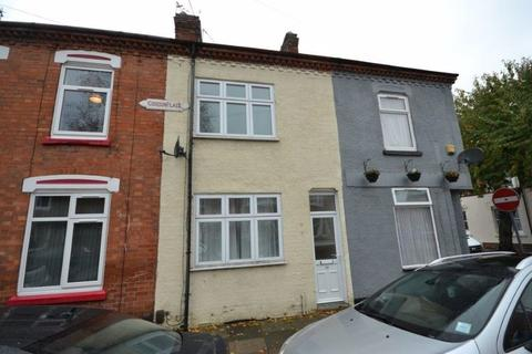 2 bedroom terraced house to rent - West Avenue, Clarendon Park, Leicester, LE2 1TS