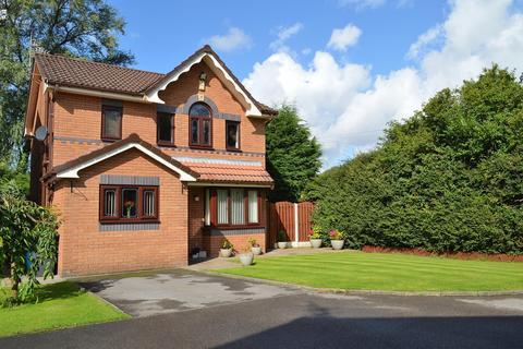 3 bedroom detached house for sale - Weatherly Close, Bardsley, Oldham, OL8 2TL